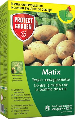 Matix (Infinito) tegen Aardappelziekte 1200m²