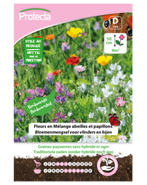 Bloemen Zaden voor vlinders en bijen