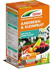 DCM Meststof Aardbei & Kleinfruit 1,5 Kg