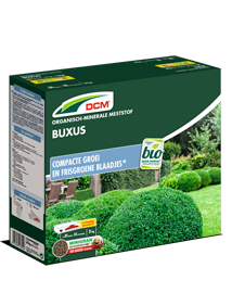 DCM Meststof Buxus 3kg