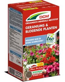 DCM Meststof Geraniums & Bloembakken 1,5 kg