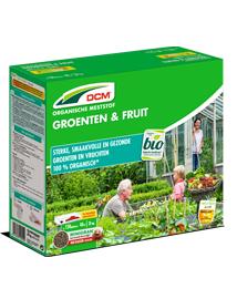 DCM Meststof Groenten en Fruit 3Kg