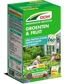 DCM Biologische meststof voor groenten 1,5kg