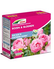 DCM Meststof Rozen en bloemen 3 Kg