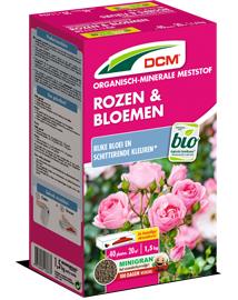 DCM Meststof Rozen en bloemen 1,5 Kg