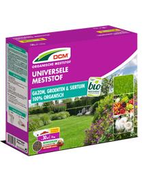 DCM Meststof Universeel voor gazon, groenten en siertuin 3Kg