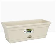 Elho Green Basics Trough 30cm Katoen wit