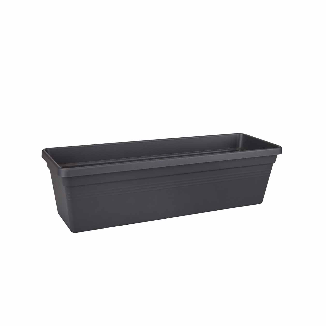 Elho Green Basic trough 30cm Living Black