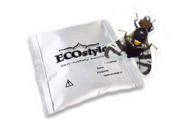 Ecostyle feromoon tegen kersenvlieg