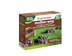 BSI Mollen Weg mollen biologisch verjagen 50 geurzakjes