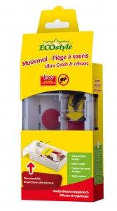 Multi diervriendelijke muizenval Ultra Catch & Release