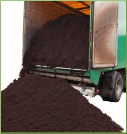 Bio Potgrond in bulk 1m³