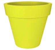 Elho Pure Round 50cm Limoen Groen