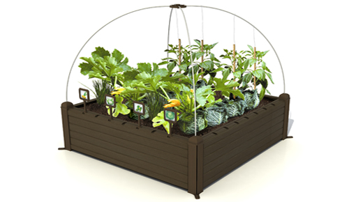 KETER Raised Garden bed99,50X99,50X 34