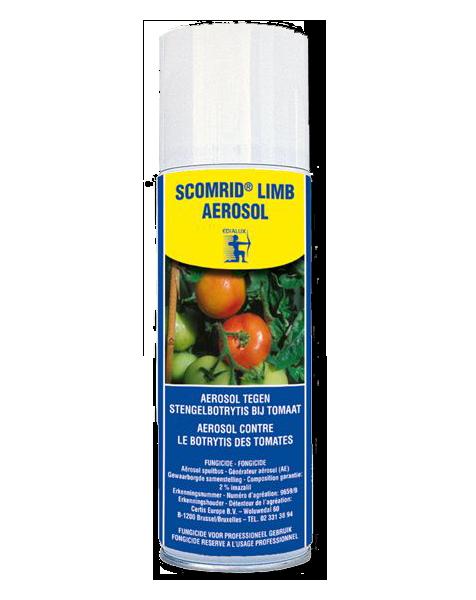 Scomrid Limb Aerosol tegen grauwe schimmel bij tomaten 300ml