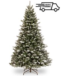 """Kunstkerstboom kopen met sneeuw """"Snowy Joe"""" 213 cm"""