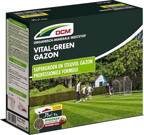 DCM Vital Green gazonmest met magnesium en ijzer 3kg