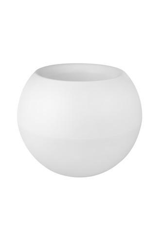 Elho Pure Ball Ø 50 cm - wit