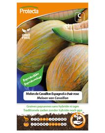 Zaadvaste Meloen van Cavaillon Zaden